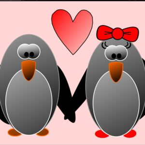 penguins in love Thumbnail