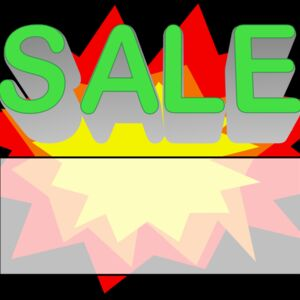 Sale Sign Arvin61r58 Thumbnail