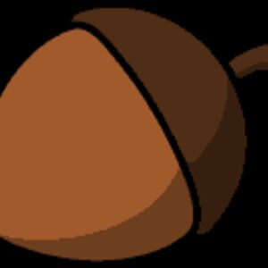 lemmling Cartoon acorn Thumbnail