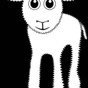 Sheep 005 Cartoon Thumbnail