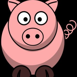 bloodsong Pig RoundCartoon  2  Thumbnail