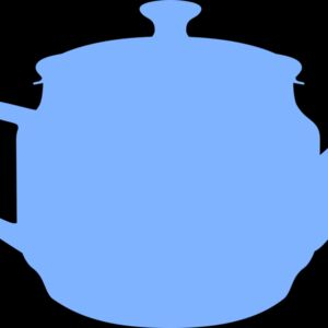 Teapot silhouette by Rones Thumbnail