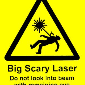 wrywry scary laser Thumbnail