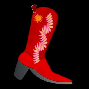 red boot Thumbnail