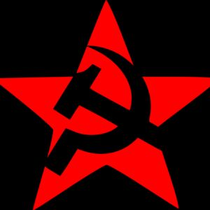 hammer and sickle in star Thumbnail