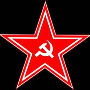 hammer and sickle in stars Thumbnail