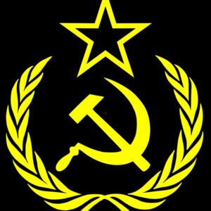 hammer sickle star color Thumbnail