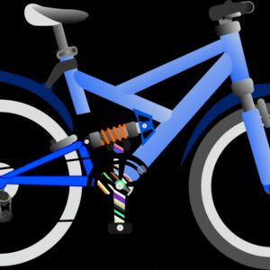 Anonymous Blue bike  2  Thumbnail