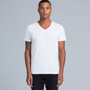 AS Colour TARMAC V-NECK TEE  Thumbnail