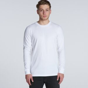 AS Colour BASE ORGANIC L/S TEE Thumbnail